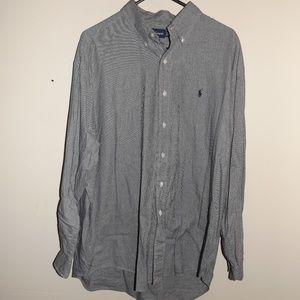Ralph Lauren Blake XL Dress Shirt